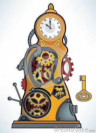 time sound machine