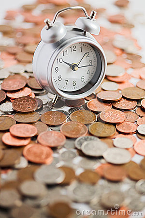 Time is money...