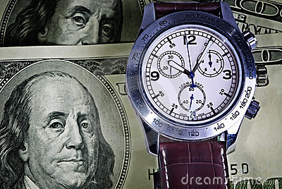 Time - Money