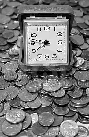 Time & money