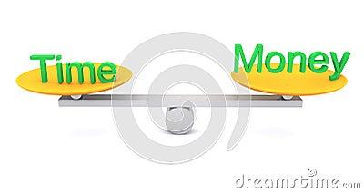 Time money balance