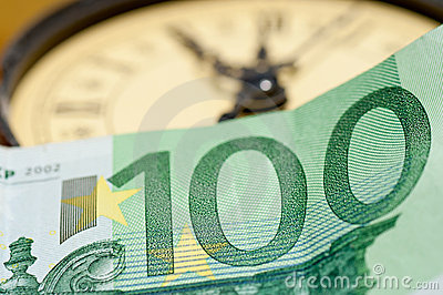 Time is money with Euro