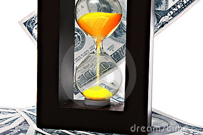 Time and money running out