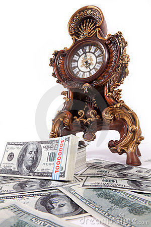 Time is Money, Wealth