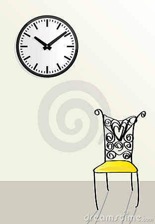 Time passing, waiting concepts