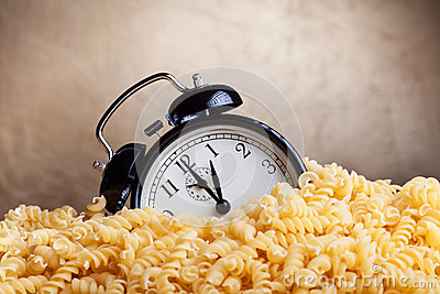 Time for pasta