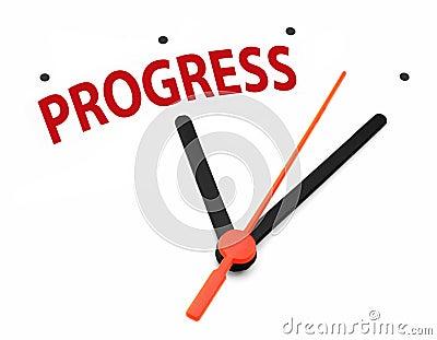 Time for progress
