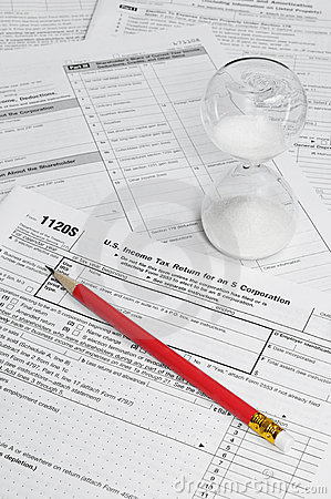 Time s Running Out - S Corp Tax Forms