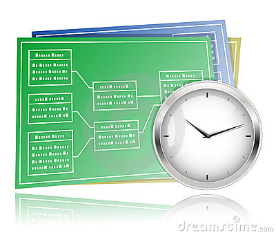 Time schedule planning