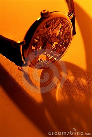 Free Time Shadow Royalty Free Stock Photography - 3768197