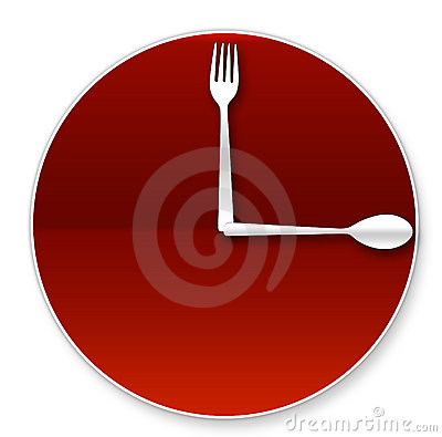 Time to eat