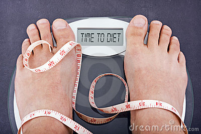 Time to go on a diet