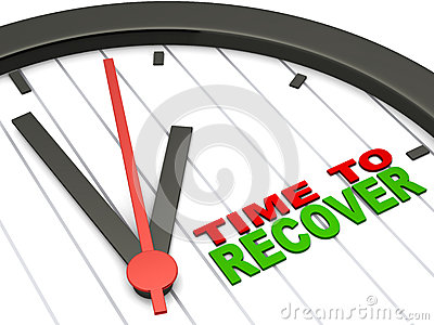 Time To Recover Stock Images - Image: 28727824