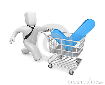 Time to shopping