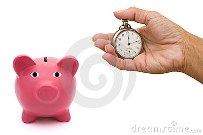 Time to start savings