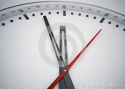 Time is twelve