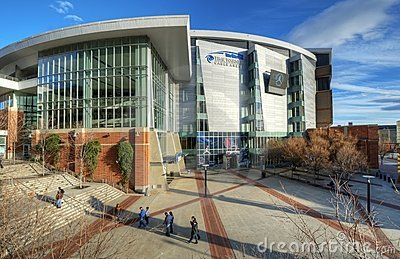 Time Warner Cable Arena Editorial Stock Photo