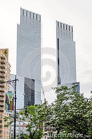 Time Warner Center, New York