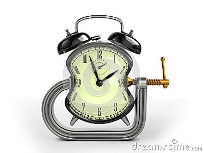 Time warp concept