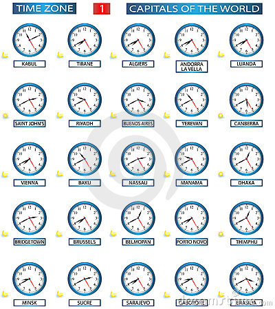 Time Zone - 1