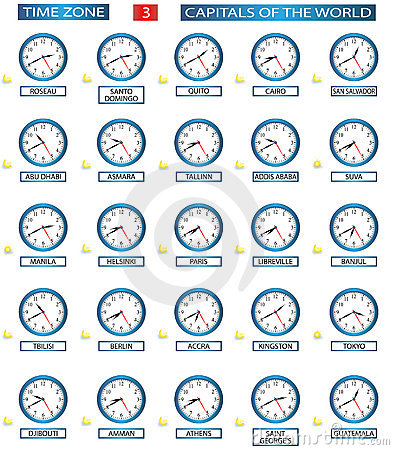 Time Zone - 3