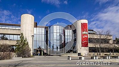 Timelapse, uniwersytet Calgary