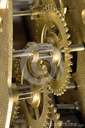 Timer gears