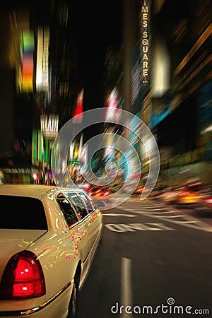 Times Square Limo New York USA