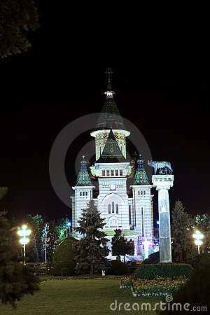 Timisoara cathedral