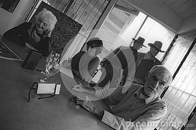 Timothy F. Leary Editorial Stock Photo