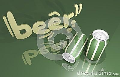 Tin beer