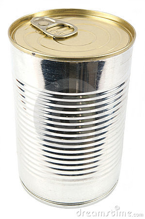 Free Tin Can Royalty Free Stock Images - 6210619