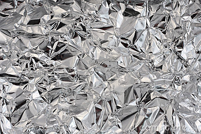 Tin Foil Stock Photo - Image: 6631540