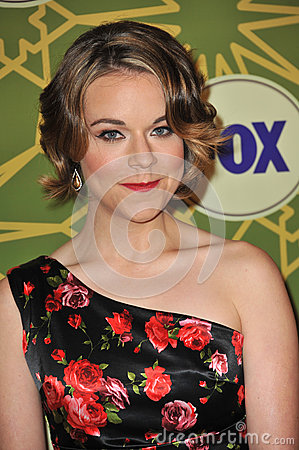 Tina Majorino Editorial Stock Image