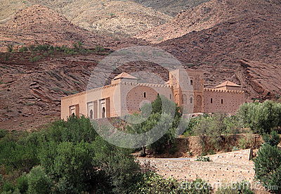 Tinmal Mosque in the High Atlas