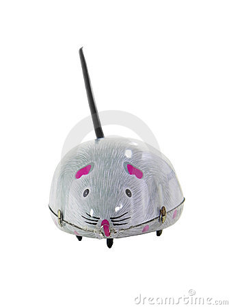 Tinplate Mouse
