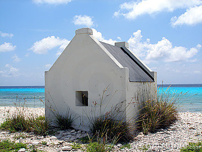 Tiny beach cottage