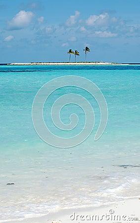 Free Tiny Island Royalty Free Stock Photo - 1843575