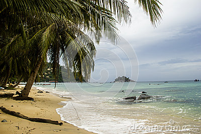 Tioman的海岛