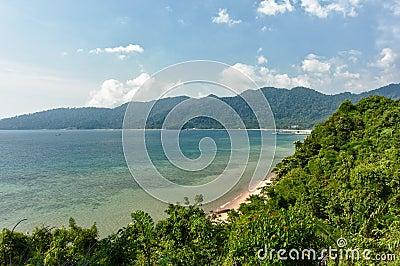Tioman Island Shore