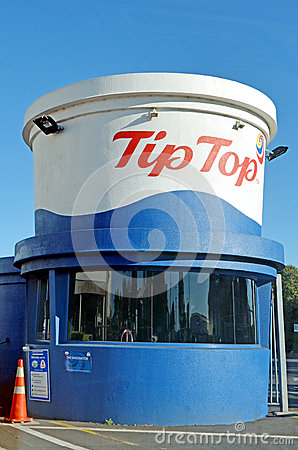 Free Tip Top Ice Cream Factory Royalty Free Stock Images - 41632309