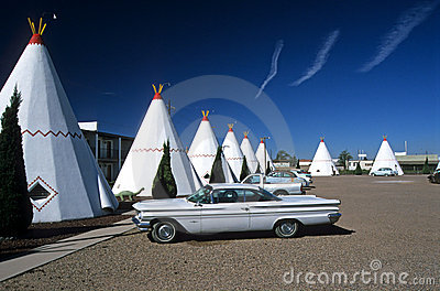 Tipis and Oldtimer 3