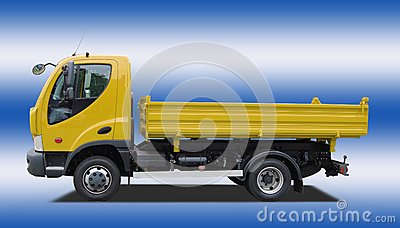 Tipping lorry
