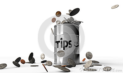 Tips can