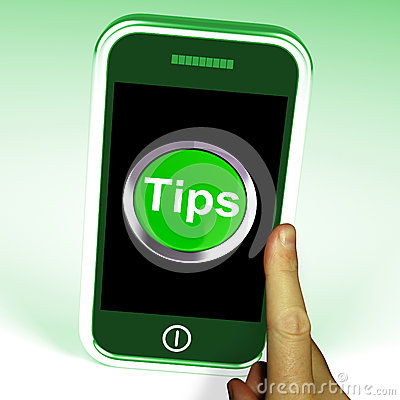Tips Smartphone Means Internet Hints