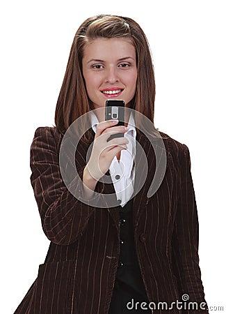 Tir de téléphone