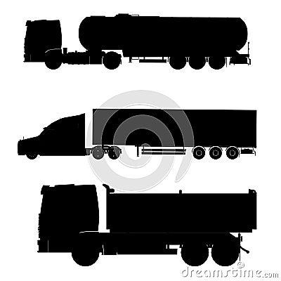Tir tank truck