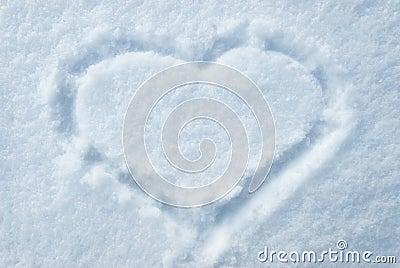 Tiraggio del cuore su smow