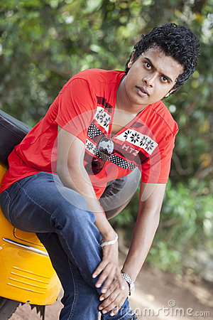 Tiran Wickramasooriya Editorial Photo