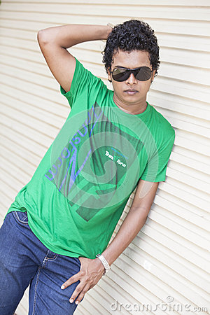 Tiran Wickramasooriya Editorial Stock Image